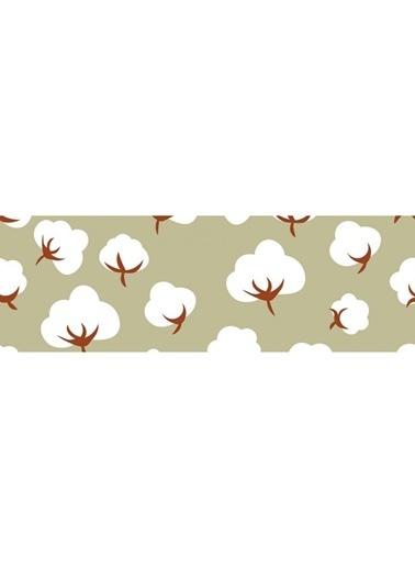 Artikel Sevimli Çiçekler Runner Masa Örtüsü 43,5x141,5cm Renkli